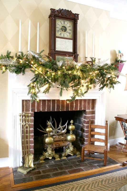 45 Classic Christmas Decorating Ideas   Elegant christmas  Christmas     45 Classic Christmas Decorating Ideas