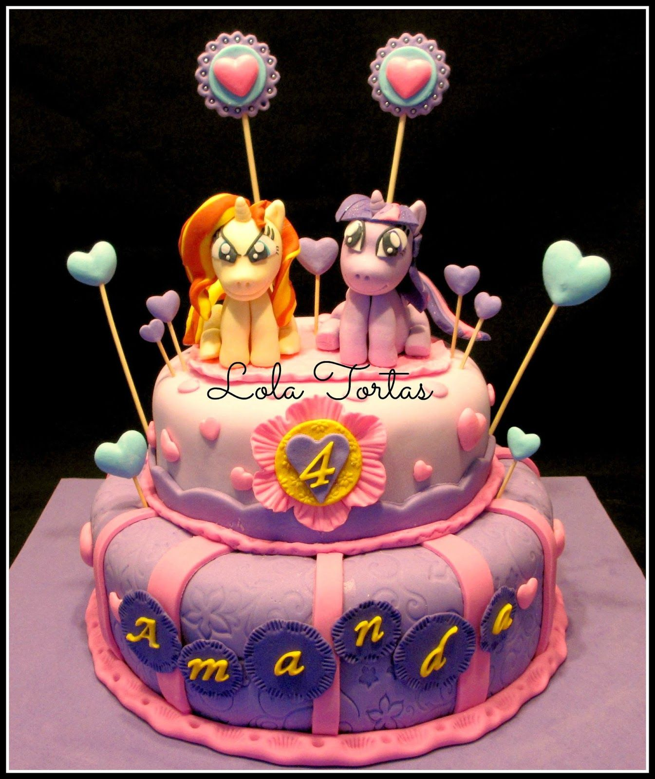Torta My Little Pony