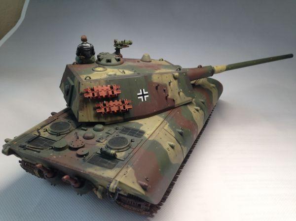 1/35 E100 Tank | Xinghao's 1/35 model tank | Pinterest ...