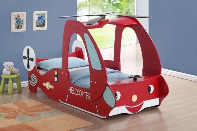 Kids Bed Car Novelty Childrens Mattress Child