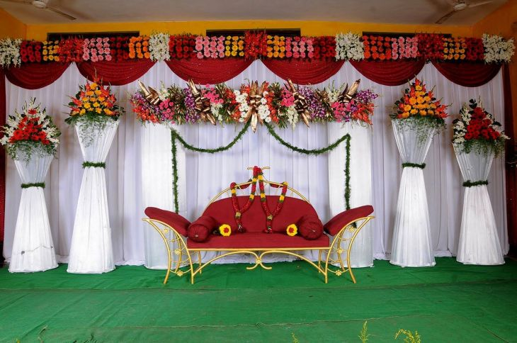 Best Design Wedding Stage Ideas For Your Awesome Wedding