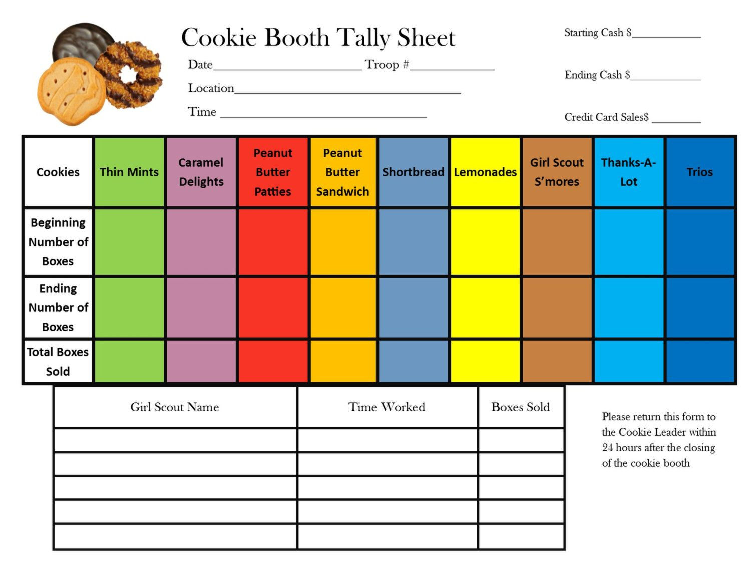 Looking For A Better Way To Keep Track Of Your Cookie