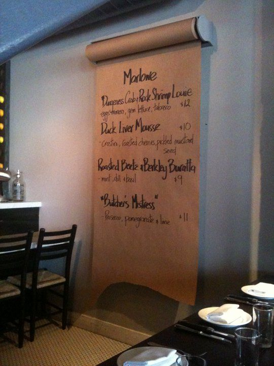 Cute Specials Board At A Restaurant Great Ideas