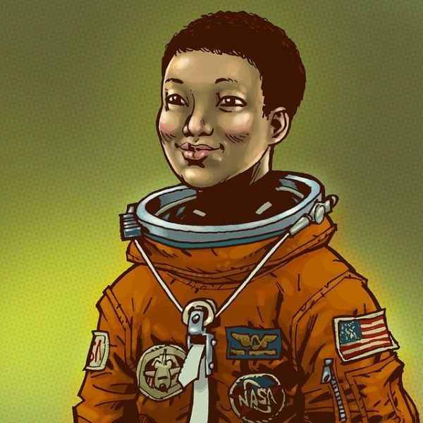 jemison | African american women and Astronauts