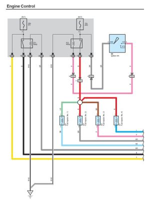 2007 Toyota Yaris Engine Wiring Diagram | My Car Parts