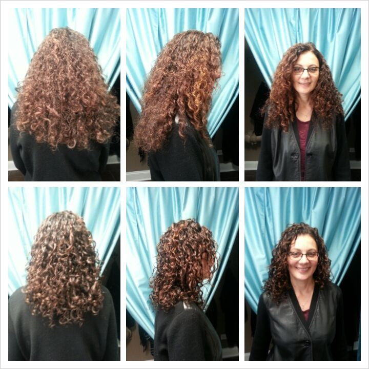 Curly Hair Salons In Quad Cities Zieview