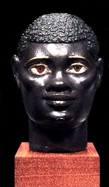 Olmec Heads African Features