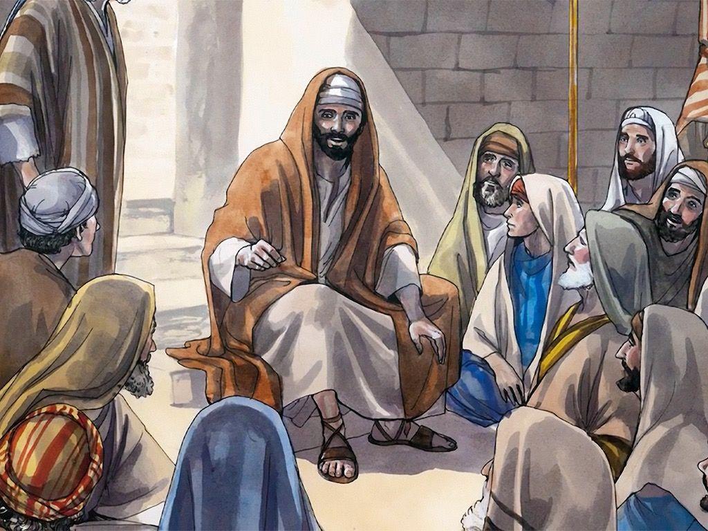 Free Visuals Of Jesus Being Rejected In Nazareth Luke 4 14