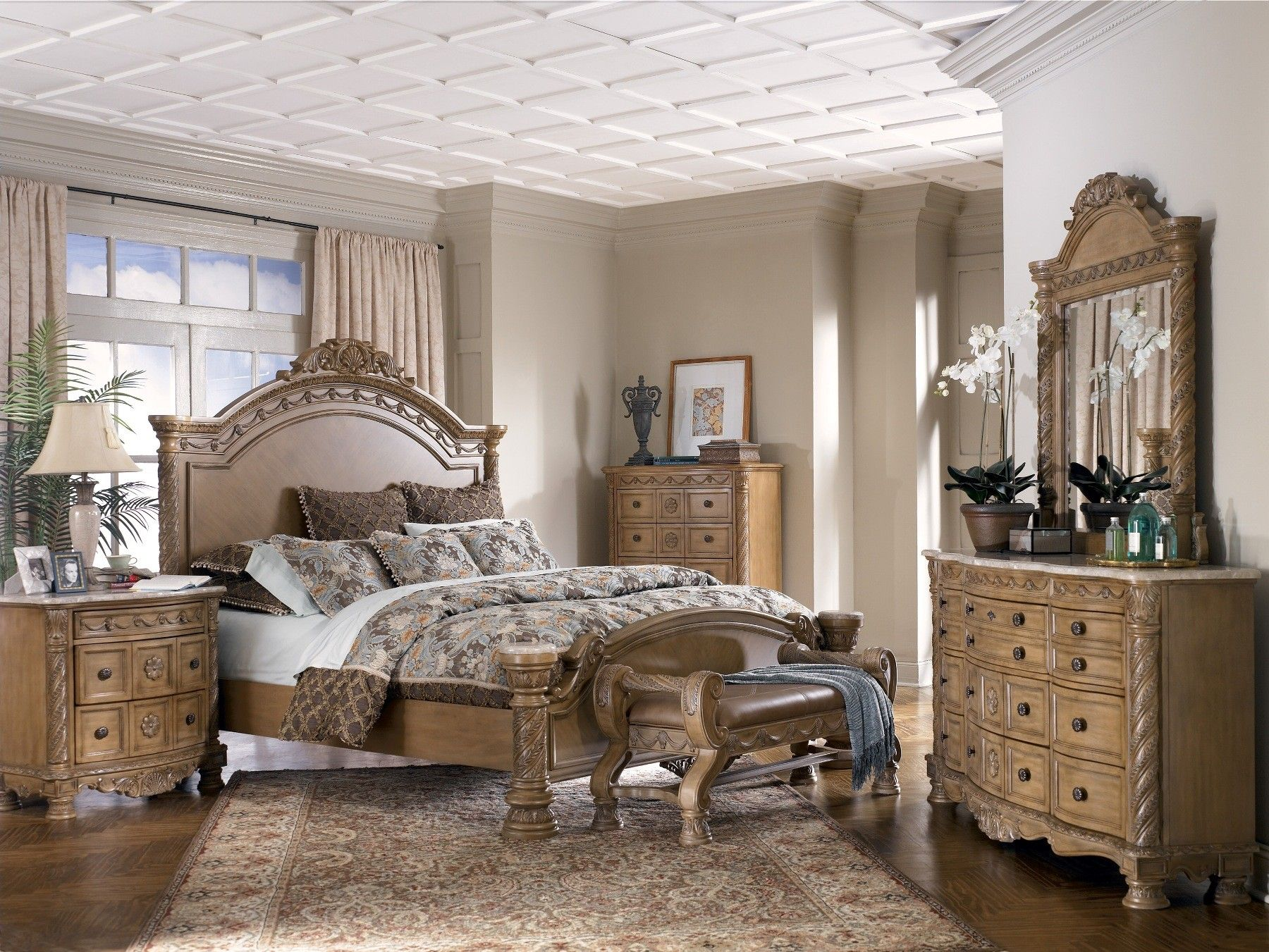 best 25+ ashley furniture bedroom sets ideas on pinterest