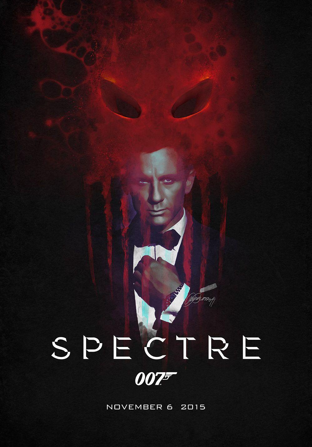 Poster do filme Spectres