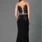 Black long prom dress long prom dresses dress lace and prom