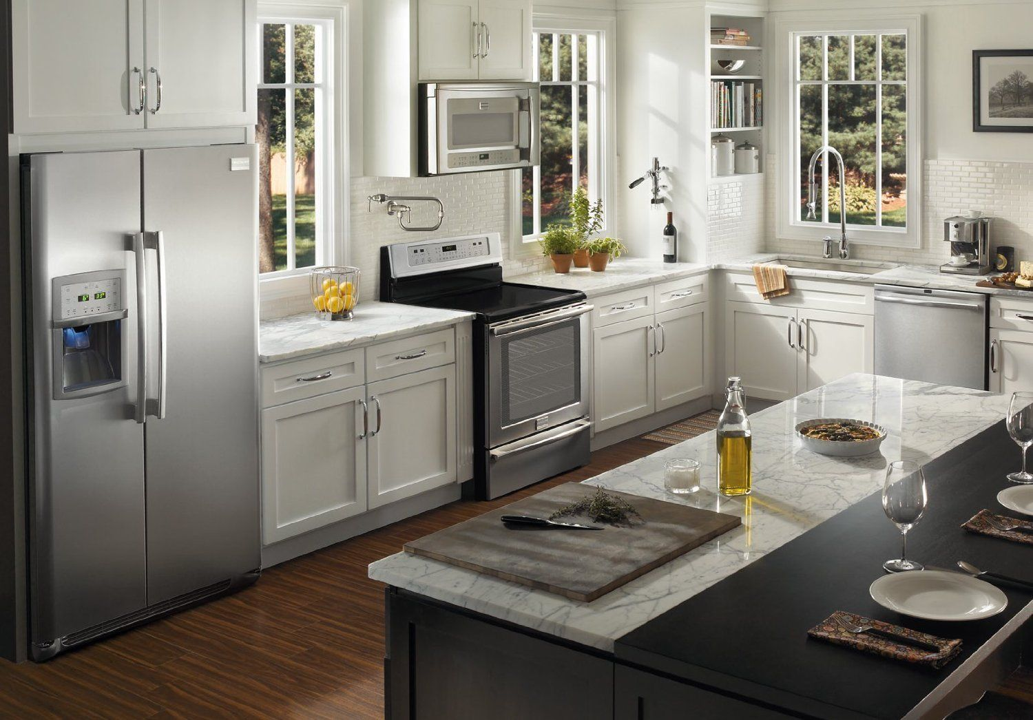 attractive slate appliances for beautify the kitchen design idea awesome slate appliances with on kitchen remodel appliances id=91126