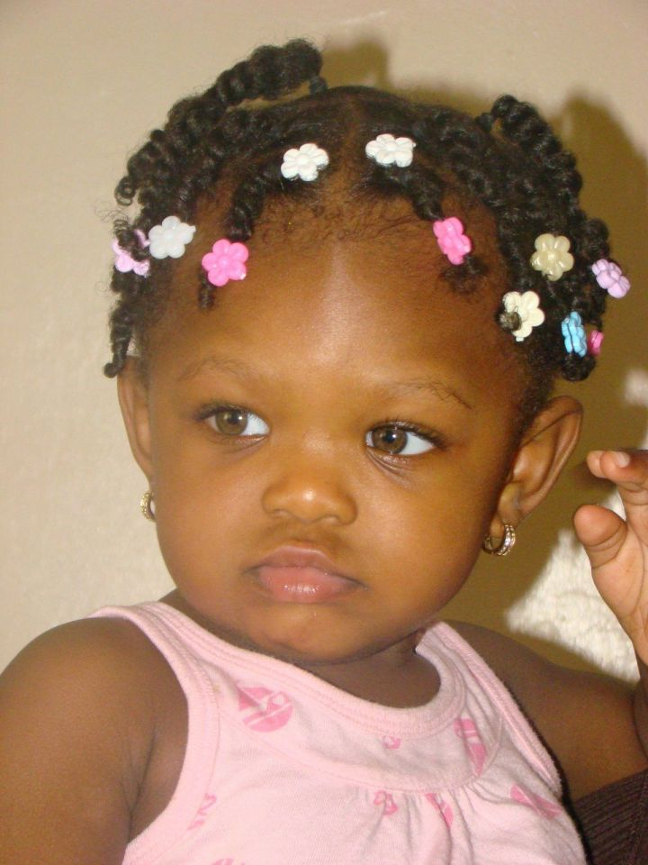 Black Toddlers Hairstyles With Beads hairnext