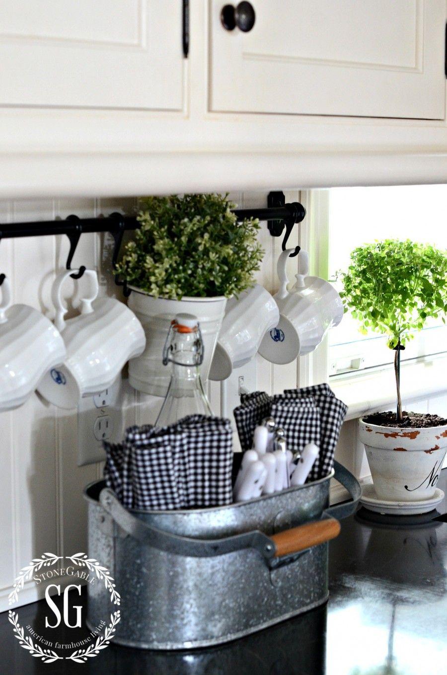 farmhouse kitchen farmhouse kitchens white coffee cups and kitchen white on farmhouse kitchen utensils id=87456