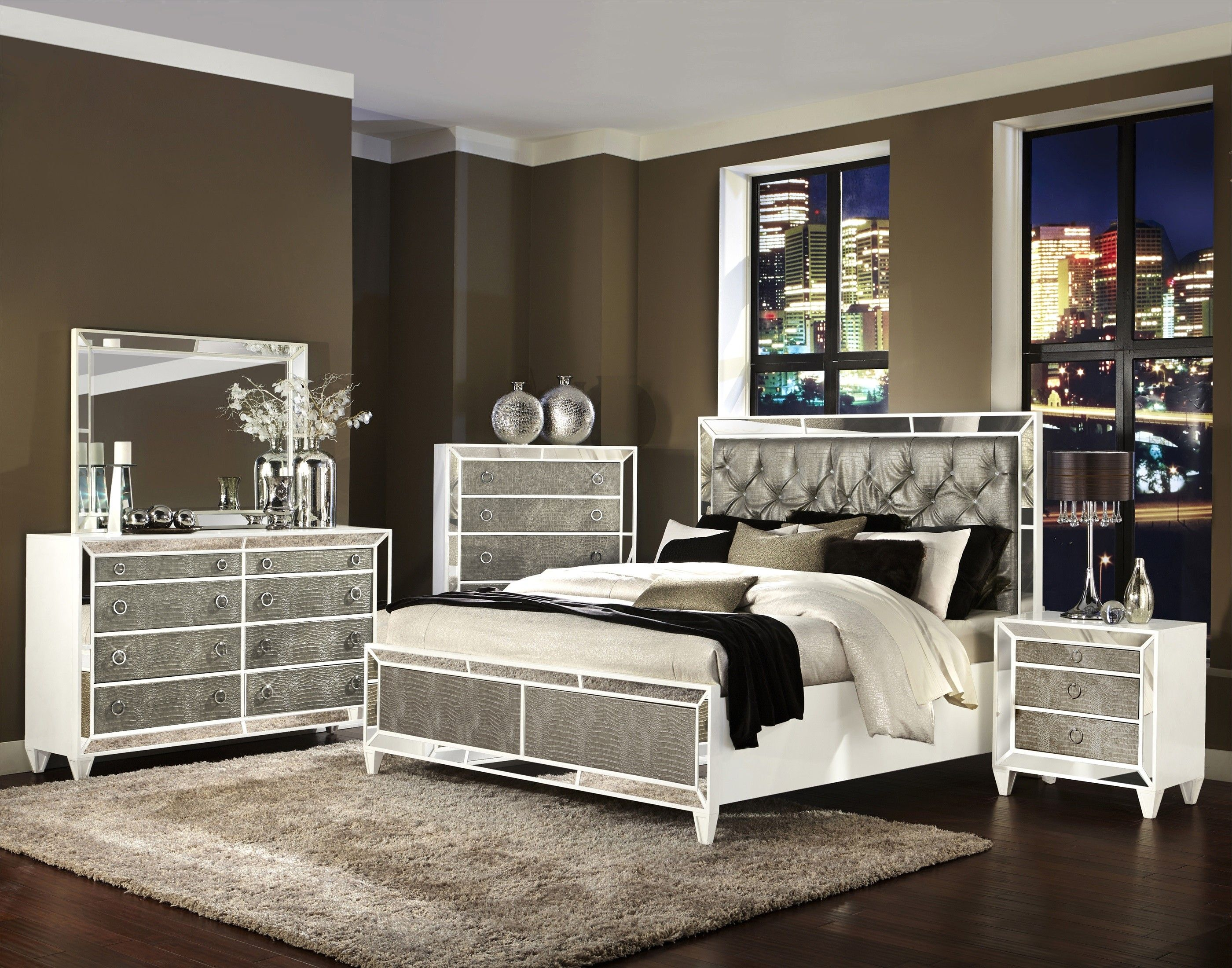 mirrored bedroom furniture sets black master bedroom setfurniture