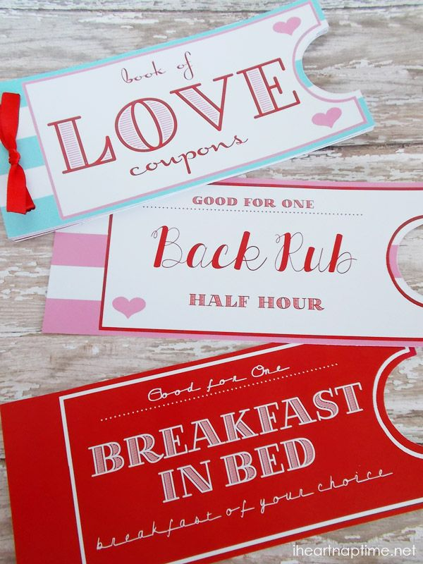 Love Coupons On Pinterest Coupon Books Boyfriend