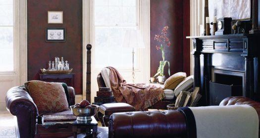 Antiqued Leather Techniques Paint Ralph Lauren Home Ralphlaurenhome Com