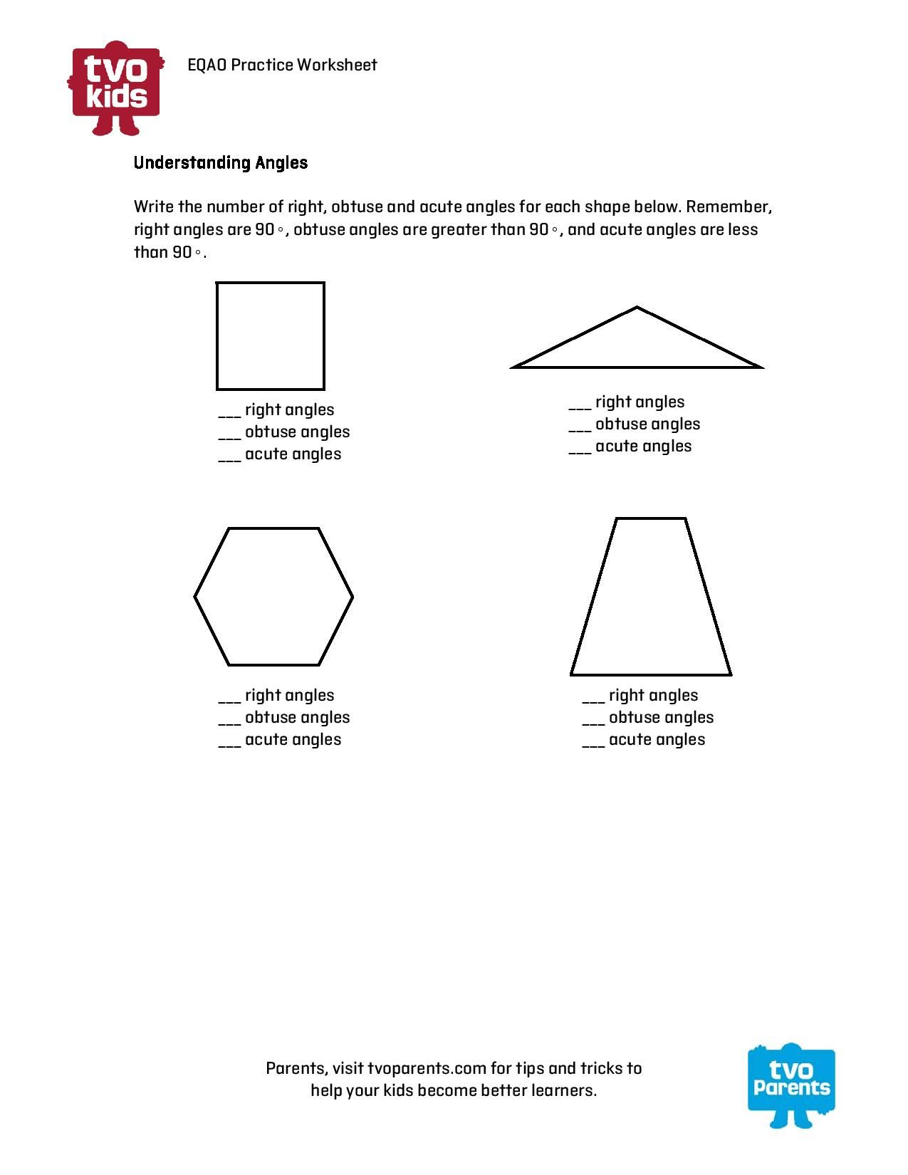 Worksheet More Reference Angles