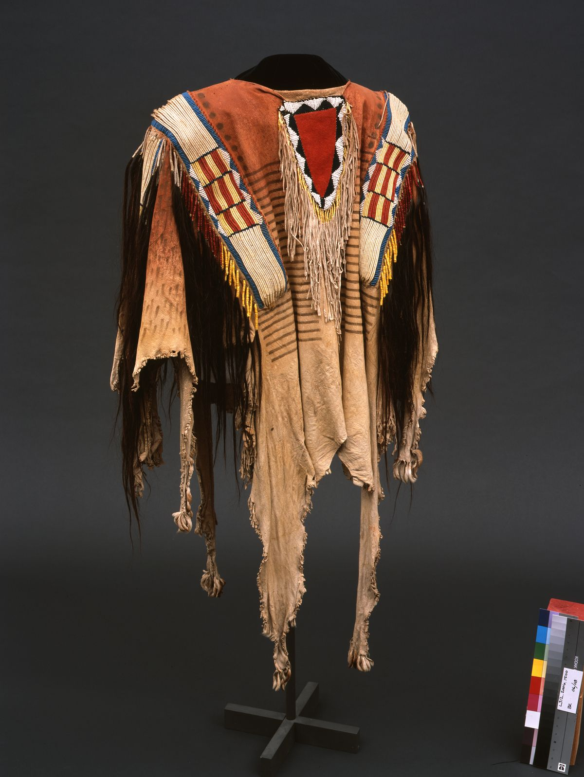 Northern Plains Indians Shirt Circa One Of The