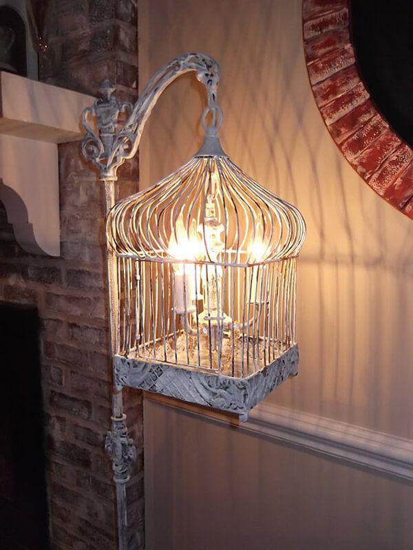 35 Amazingly Pretty Shabby Chic Bedroom Design And Decor Ideas Chandelier Floor Lampbirdcage