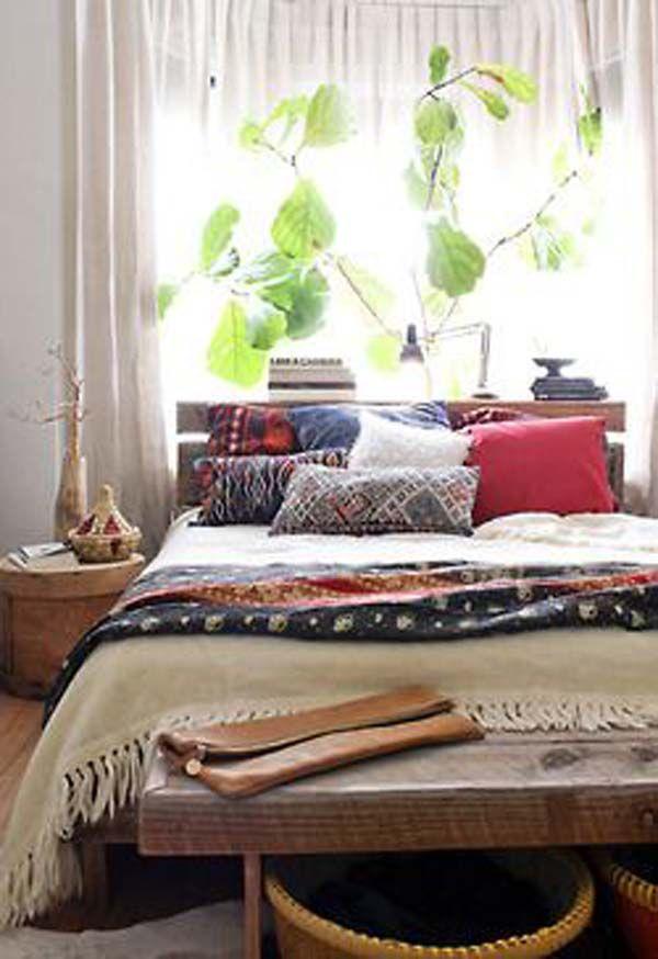 35 charming boho-chic bedroom decorating ideas   boho chic bedroom