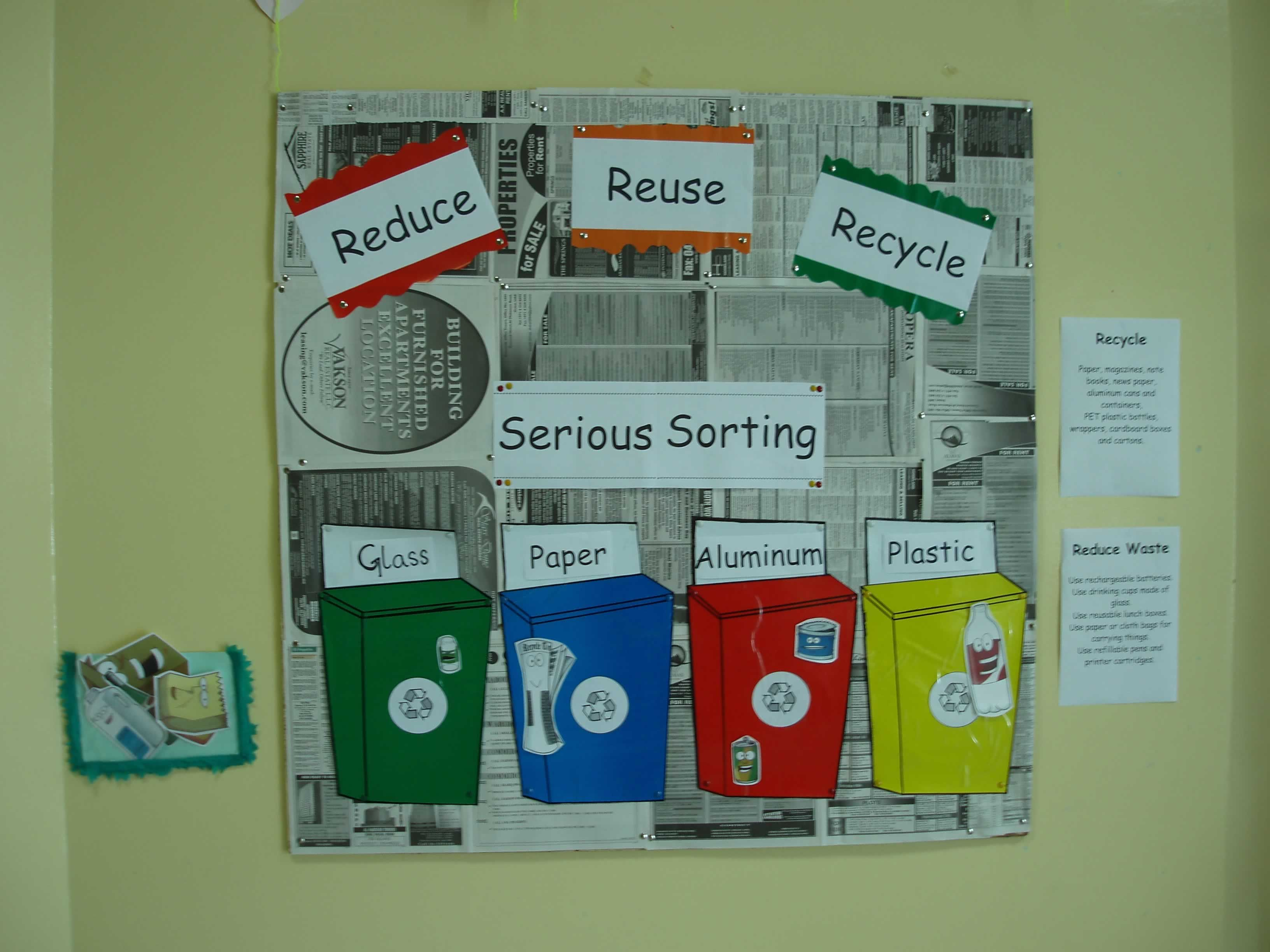 Recycling Board