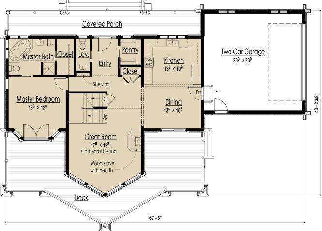 4 Bedroom Log Home Floor Plans. 4 Bedroom Log Cabin Home Floor Plans   Bedroom Style Ideas