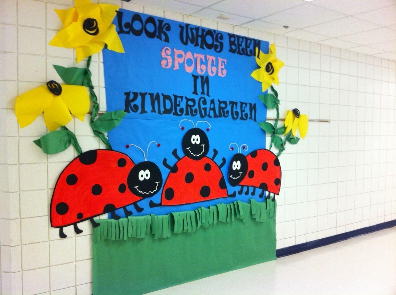 Preschool Insect Garden Theme