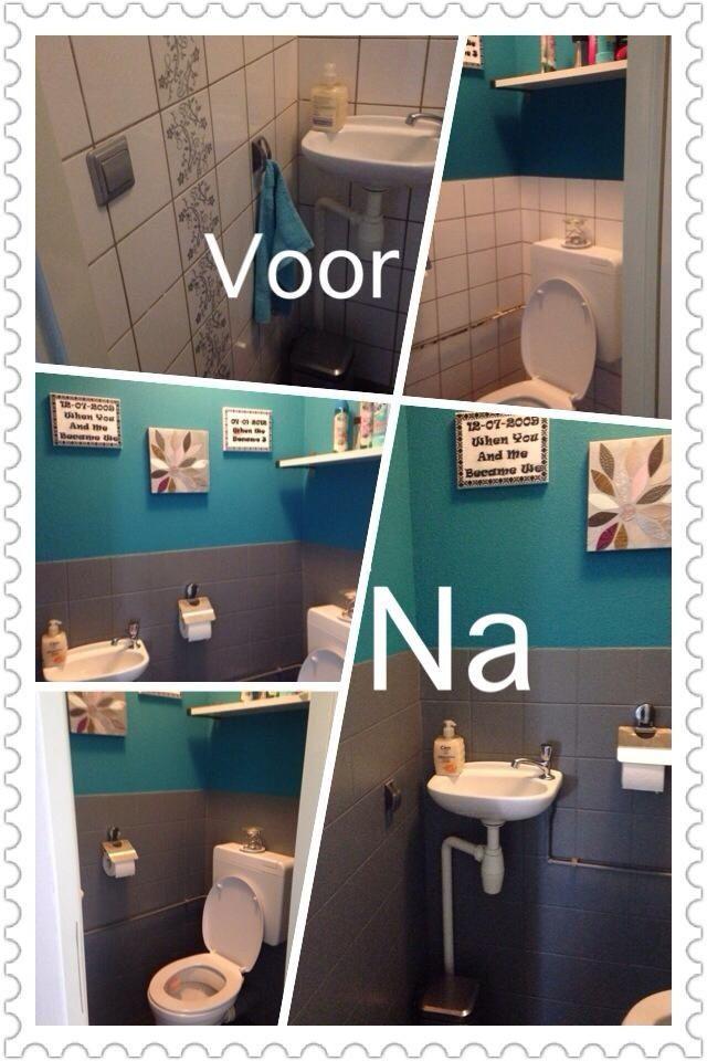Toilet Pimpen Voor Weinig Dream Home Pinterest