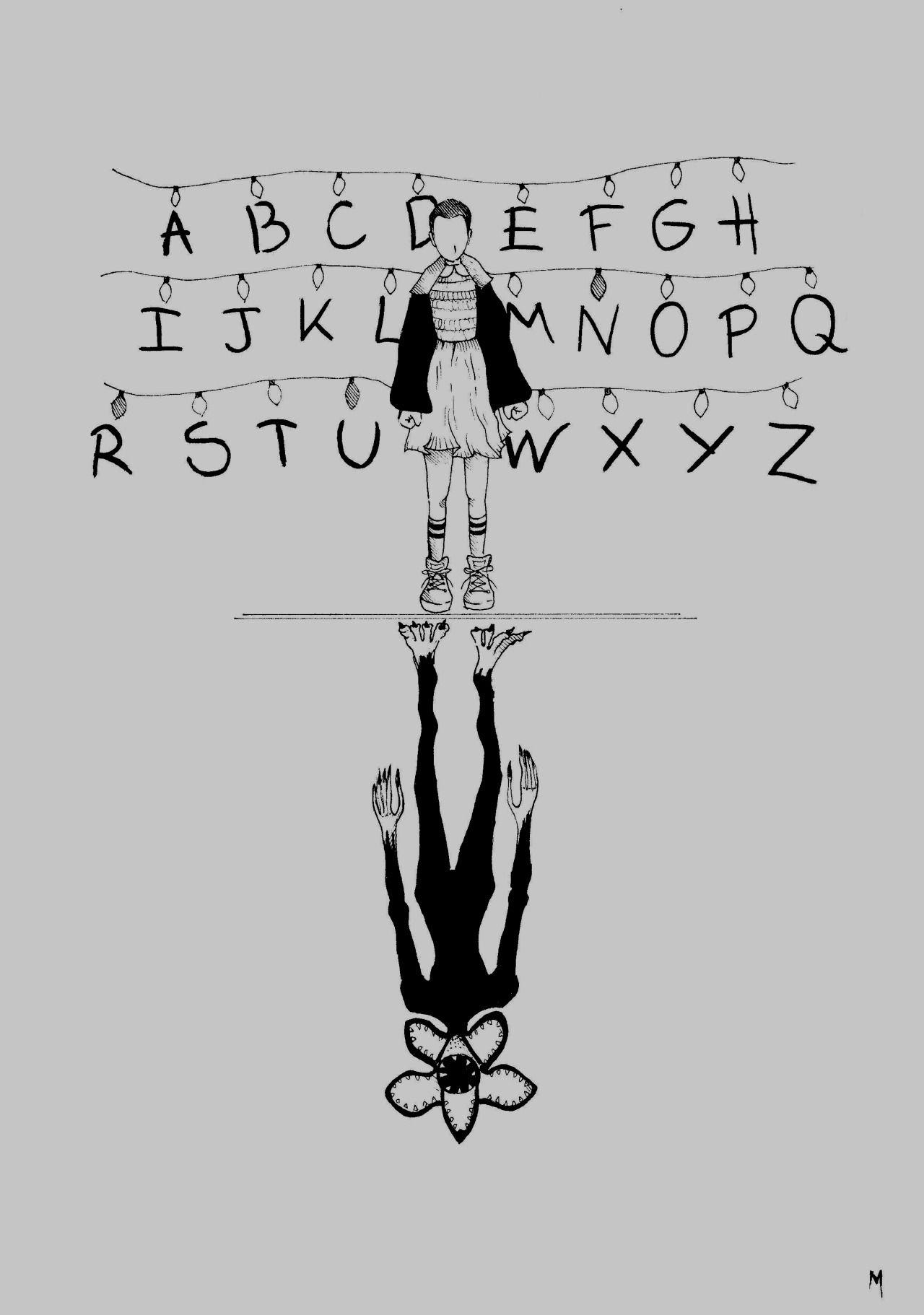 Eleven And The Demogorgon