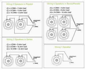 Guitar Speaker Wiring Diagrams | Guitar Amps | Pinterest