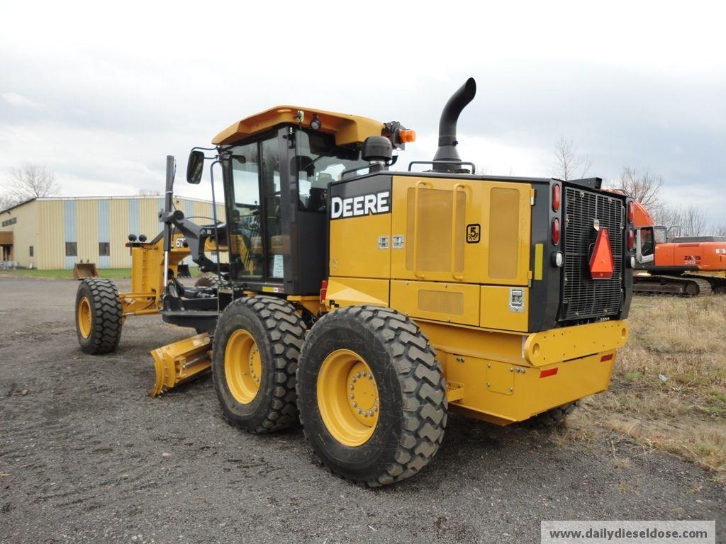 John Deere Heavy Equipment John Deere 672 Grader