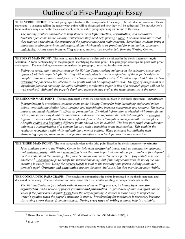 Introduction Paragraph Essay Help, How To Write A Good