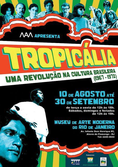 Poster do filme Tropicália
