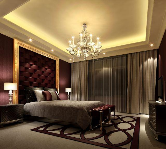 Elegant Bedroom Idea Comfortable Mood 4780 Modern Home ...