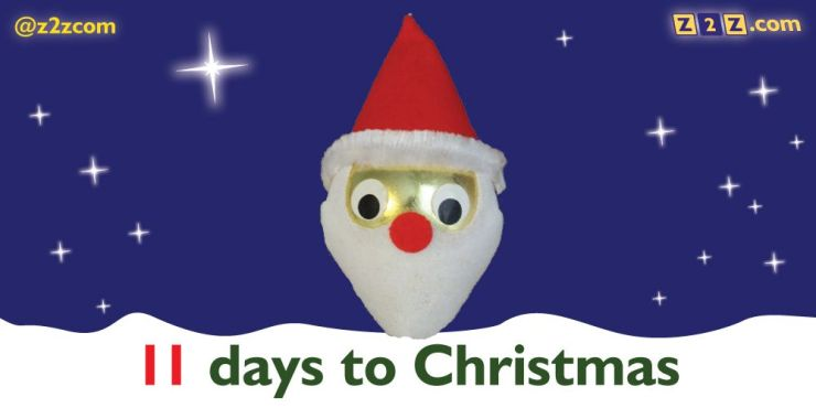 11 days to Christmas