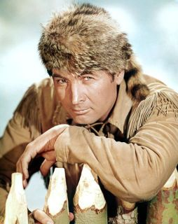 Image result for fess parker as davy crockett