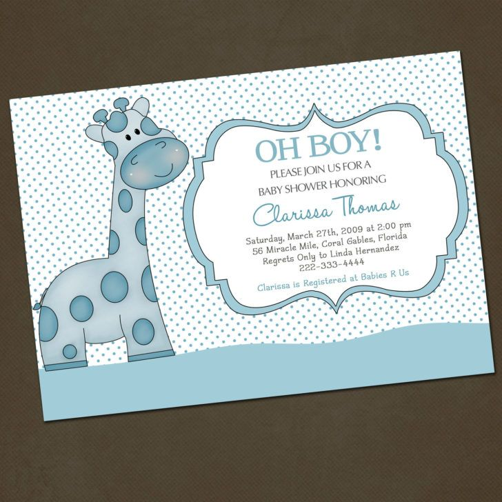 Office Baby Shower Invitation Template | PaperInvite