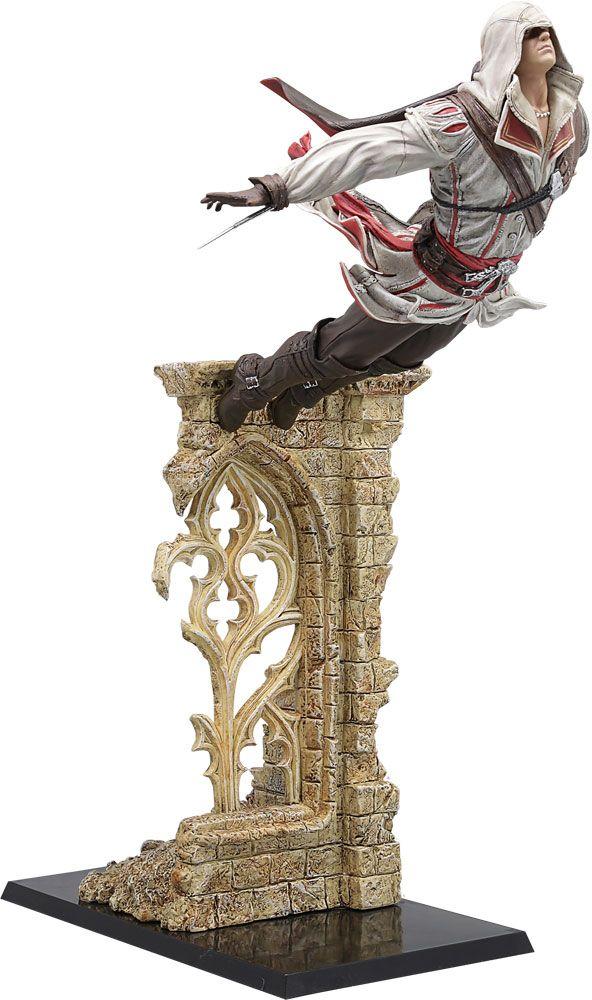 Assassin's Creed II statuette Leap of Faith Ezio Gaya ...