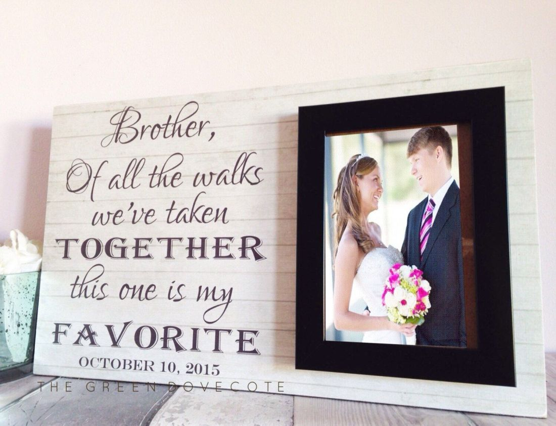 Custom picture frame shabby chic frame personalized