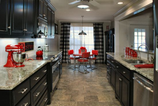 Red Decor Accents On Pinterest