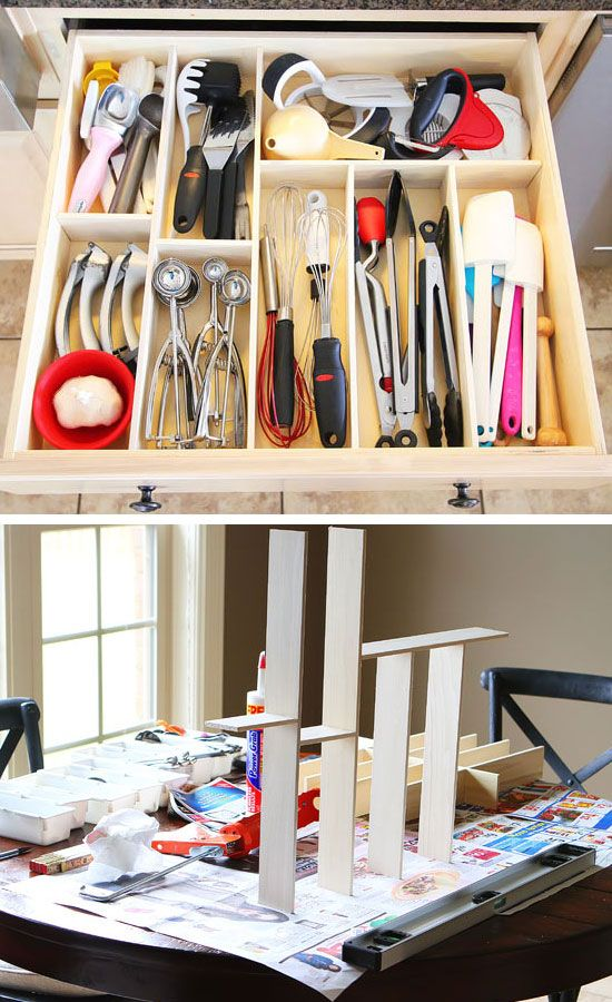 28 genius kitchen organizations ideas on a budget diy on clever ideas for diy kitchen cabinet organization tips for organizers id=24684