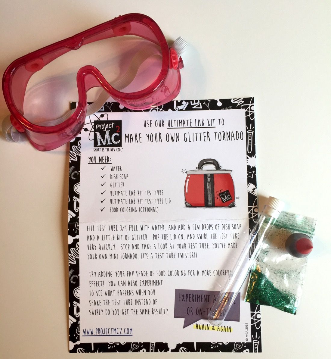 4 S T E A M Experiments For Kids Inspired By Project Mc