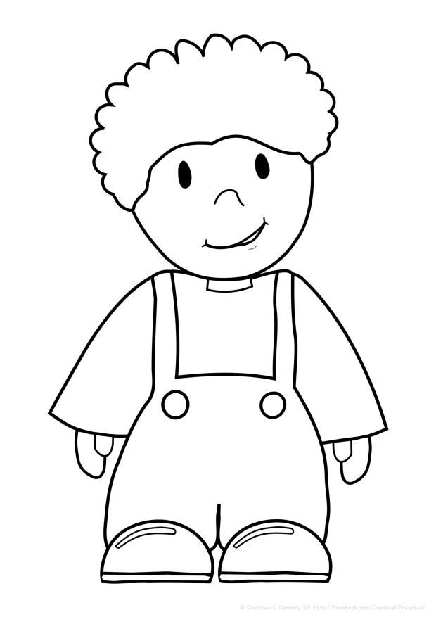 free coloring pages girls and boys  perfect for my body