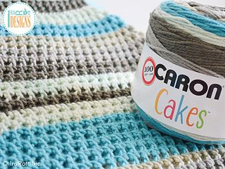 Great Free Crochet Patterns Featuring Caron Cakes Yarn