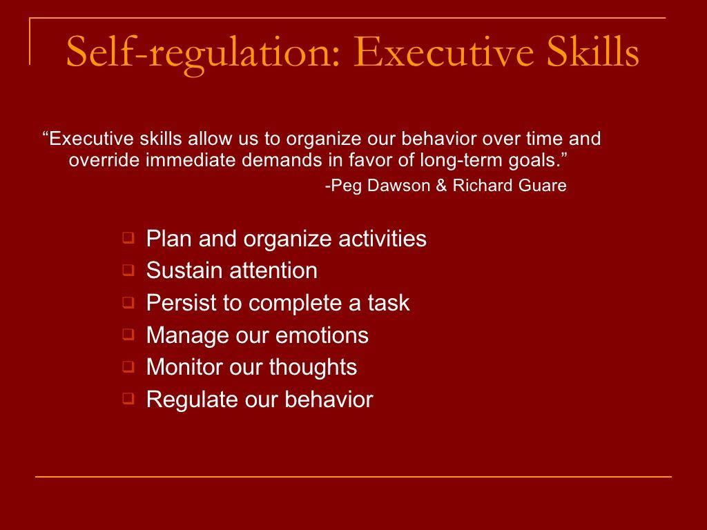 The 25 Best Self Regulation Ideas