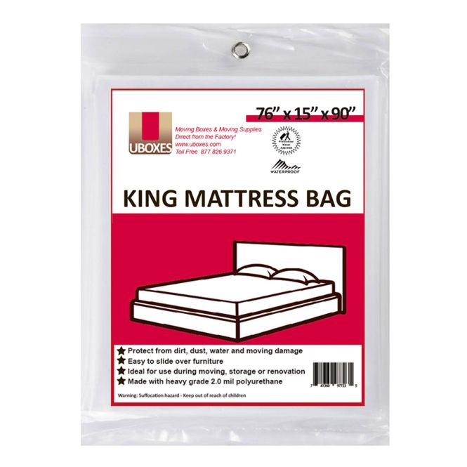 King Size Mattress Cover To Protect Your Bed During Moving Bo Ng Supplies