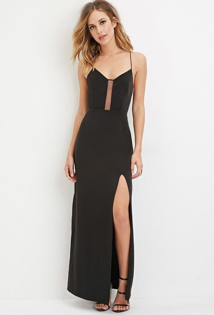 0042a75ddee Long dress forever long dresses My Fashion dresses Pinterest