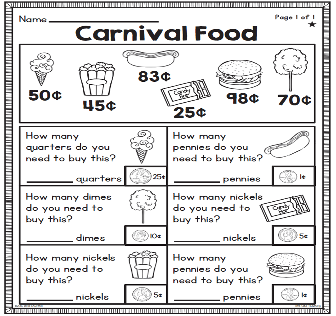 This Is A Freebie Sample Of Differentiated Worksheets