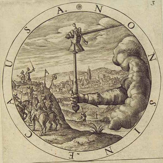 Image result for Medieval manuscript deus ex machina